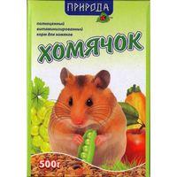 Корм Хомячок 500 г.