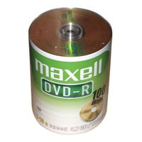 Диски MAXELL MXL 4.7GB 16x 100 Spindle