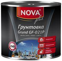 купить ГРУНТ ГФ-021 П NOVA PLUS 2,7 кг красно-коричневый в Кишинёве