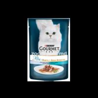 Gourmet Perle (с океанической рыбой и тунцом) 85 gr