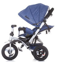 Bicicletă copii Chipolino Bolide Blue (TRKBLD02004NV)