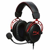KINGSTON HyperX Cloud Alpha Headset, Red