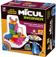 Construction Micul inginer set (53 copii), cod 41307