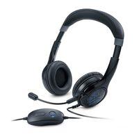 Наушники с микрофоном GENIS HS-G450