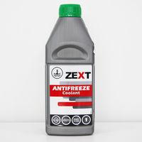 Жидкость охлаждающая ZEXT (-38) 0.85 кг. (зелёный), Z1 G38