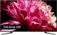 TV  LED SonyKD55XG9505BAEP, Black