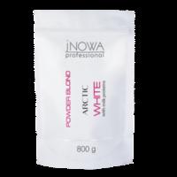 Pudră pentru decolorarea părului, ACME jNowa Artic White, 800 gr.