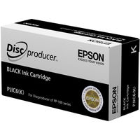 Ink Cartridge Epson PJIC6(K) Black PP-100