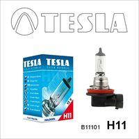 Лампа автомобильная H11