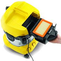 Промышленный пылесос Karcher WD 4 Premium Inox