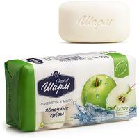 Мыло туалетное ШАРМ 70г яблоко