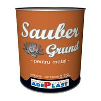 Грунтовка по металлу антикоррозийная SILBER METAL GRUND 0,75л