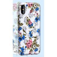 Чехол ТПУ Hoco flowery series for Iphone X