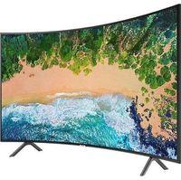 "55"" LED TV Samsung UE55NU7372, Black (3840x2160 Curved UHD, SMART TV, PQI 1400Hz, DVB-T/T2/C/S2) (55"" Black, Curved, 3840x2160, UHD Smart TV (Tizen OS), PQI 1400Hz, HDR10+, HLG, 3 HDMI, Wi-Fi, 2 USB  (foto, audio, video), DVB-T/T2/C/S2, OSD Language: ENG, RO, Speakers 2x10W, VESA 400x400, 18.5Kg )"