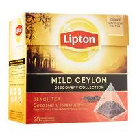 Lipton Diamond Mild Ceylon 20 пак.