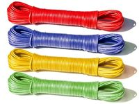 купить Веревка для белья Fackelmann 20m, пластик, разных цветов в Кишинёве
