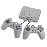 Game Console Sony Playstation Classic + 20 Games
