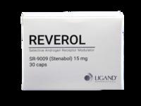 REVEROL 15MG 30 CAPS