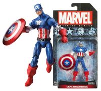 Hasbro Marvel Series Figure (A6749)