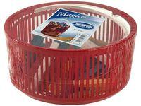 Набор прищепок Magico 25шт, пластик, в корзинке