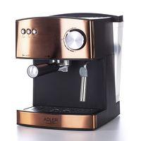 Aparatul de cafea, ADLER, 1.6L, 850 W, Maro, Plastic
