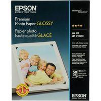 Epson Glossy Photo Paper, 4R 200g 50p