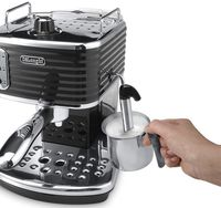 Кофеварка эспрессо Delonghi ECZ351BK