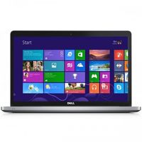 "DELL Inspiron 17 7000 Silver (7746), 17.3"" TOUCH FullHD (Intel® Core™ i5-5200U 2.20-2.70GHz (Broadwell), 8Gb DDR3 RAM, 1.0TB Hybrid/8Gb, GeForce® GT845M 2Gb DDR5, DVDRW8x, CardReader, WiFi-AC/BT, 4cell, HD Webcam, Backlit KB, RUS, W81SL64, 3.0kg)"