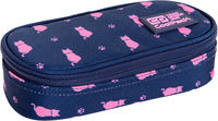 Пенал CoolPack Campus Navy Kitty