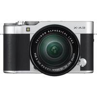 Фотокамера FJIFILM X-A3 Kit XC16-50 Silver