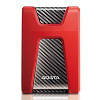 """Внешний жесткий диск 2.5"""" ADATA HD650 Red"""