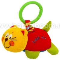"""Baby Mix EF-TE-8562-13C Игрушка для путешествий """"Кошечка"""""""