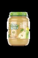 Piure Baby Vita pară, măr, 180g