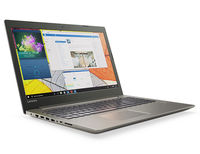 "Lenovo IdeaPad 520-15IKB Iron Gray 15.6"" IPS FullHD (Intel® Quad Core™ i7-8550U 1.80-4.00GHz (Kaby Lake R), 8Gb DDR4, 1.0TB HDD, GeForce® MX150 2Gb DDR5, DVDRW, Card Reader, WiFi-N/BT4.1, 2cell, HD720p Webcam, RUS, DOS, 2.2kg)"