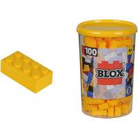 Конструктор Simba Blox Constr. 100 el  желтый 4118898