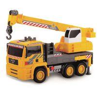 Машина с краном Dickie Toys 3806003