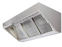 cumpără Hota de perete cu filtre, capacitatea 1110 m3/h, dimensiunea 1250x700x500 mm în Chișinău