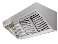 купить Hota de perete cu filtre, capacitatea 1110 m3/h, dimensiunea 1250x700x500 mm в Кишинёве