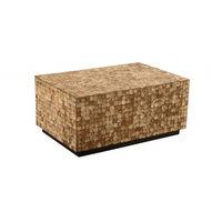 купить Кофейный столик, прямоугольный 900х600х415 мм в Кишинёве