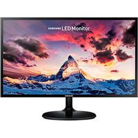 """27.0"""" SAMSUNG """"S27F350F"""" G.Black(PLS, 1920x1080, 4ms, 250cd, LED Mega-DCR, HDMI+D-Sub) (27.0"""" PLS W-LED, 1920x1080 Full-HD, 0.311mm, 4ms (GtG), 250 cd/m², Mega ∞ DCR (1000:1), 16.7M colors, 178°/178° @CR>10, D-Sub + HDMI, External Power Adapter, Fixed Stand T-Sape (Tilt -2/+20°), VESA Mount 75x75,    Eco saving plus, Eye saver mode, Flicker free, Game mode, AMD FreeSync, Super slim,   Glossy-Black )"""