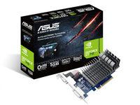 Видеокарта ASUS GeForce GT 710 (1 ГБ/GDDR3/64 бит)