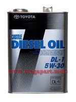 купить Масло моторное TOYOTA DIESEL OIL DL-1 5W-30 4L (5W30) в Кишинёве