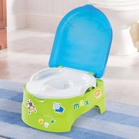 Горшок 3 в 1 Summer Infant My Fun Potty Neutral