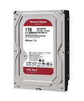 "Жесткий диск 3.5"" HDD 1.0TB  Western Digital WD10EFRX Caviar® Red™ NAS, IntelliPower, 64MB, SATAIII"