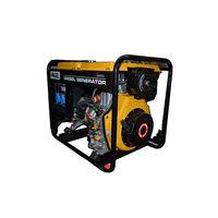 Генератор HAGEL 3600 CL AC 220В 3 кВт дизель