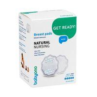 BabyOno прокладки для груди Natural Nursing, 24 шт