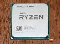 Процессор APU AMD Ryzen 5 2400G