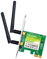 TP-LINK TL-WDN3800, PCI-Ex Wireless LAN Adapter 300Mbps