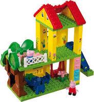 """Конструктор BIG """"Peppa Pig""""  """"Игровая площадка"""" 57076"""