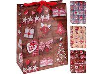 """купить Пакет подарочный """"Новогодняя игрушка"""" 16X11.5X6cm в Кишинёве"""